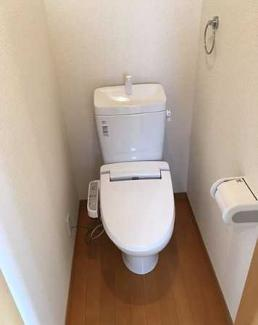 【トイレ】埼玉県比企郡小川町一棟アパート
