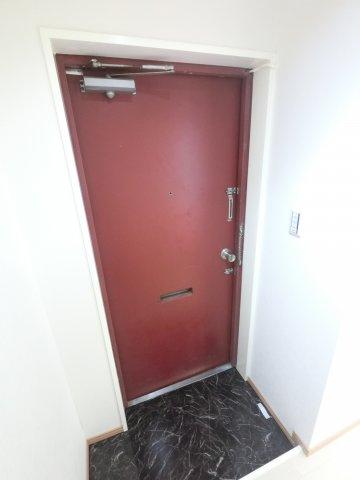 玄関スペースです。