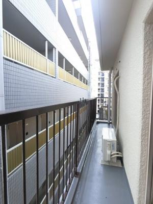 7階部分、バルコニースペースです。
