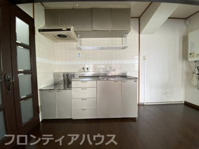 【キッチン】トーカン六甲キャスティール