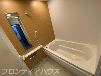 【浴室】トーカン六甲キャスティール
