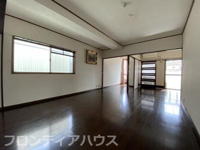 【居間・リビング】トーカン六甲キャスティール