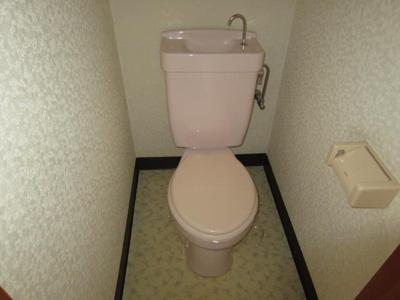 【トイレ】グリーンゲイブルズ