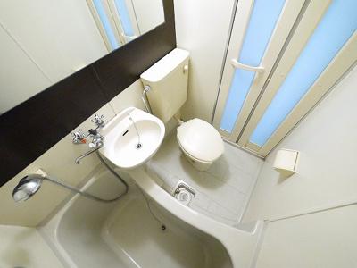 【浴室】グランデ高天