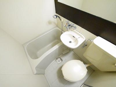【トイレ】グランデ高天