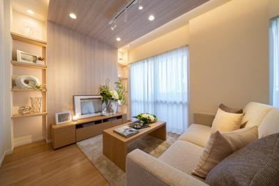 【外観】ライオンズマンション錦糸町親水公園第2 9階 角部屋 リフォーム済