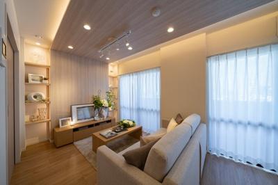 【エントランス】ライオンズマンション錦糸町親水公園第2 9階 角部屋 リフォーム済