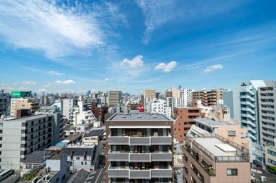 【その他共用部分】ライオンズマンション錦糸町親水公園第2 9階 角部屋 リフォーム済