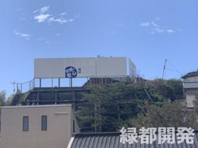 【外観】上田中町1丁目W貸看板