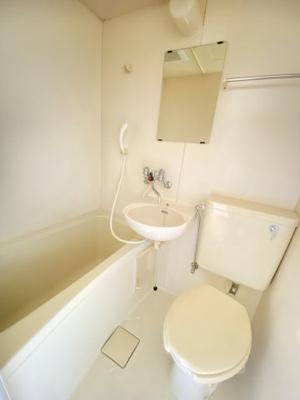 【浴室】ラフィーネ千里丘