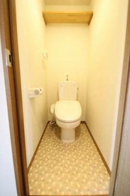 【トイレ】グレース府中