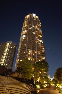 【外観】キャナルワーフタワーズ 34階 99.79㎡ 平成12年築