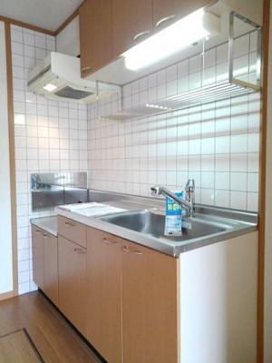 キッチンです