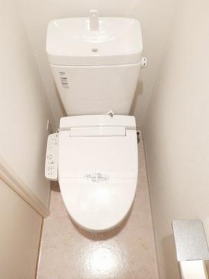 【トイレ】レオンコンフォート難波サウスゲート