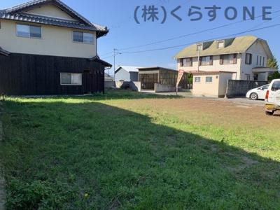 【外観】揖保郡太子町福地/売土地