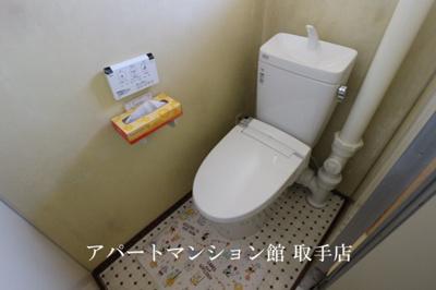 【トイレ】戸頭団地7-7-25