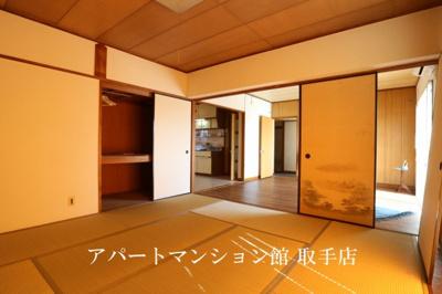 【ロビー】戸頭団地7-7-25