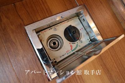 【設備】戸頭団地7-7-25