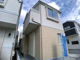 JR総武・中央緩行線「津田沼」駅徒歩15分の全2棟の新築一戸建てです。新京成線「新津田沼」駅は徒歩14分です。
