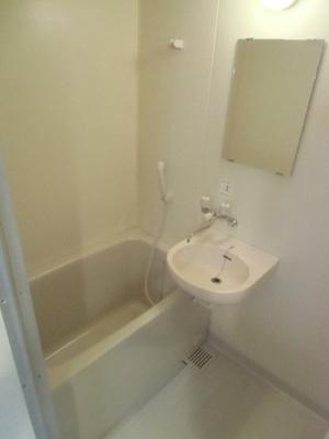 【浴室】枡形ハイツ