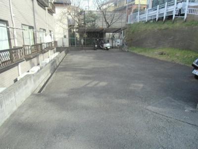 【駐車場】枡形ハイツ