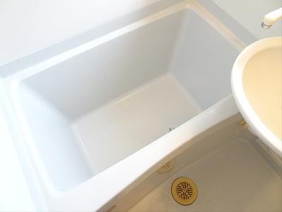 【浴室】パフィン松原