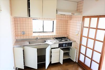 【キッチン】ベルリオⅡ
