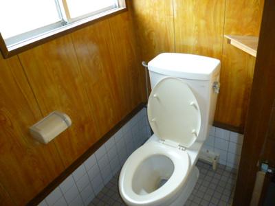 【トイレ】神辺町下竹田 中古戸建