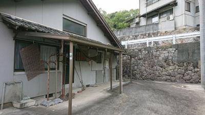 【外観】新市町戸手550万円中古戸建
