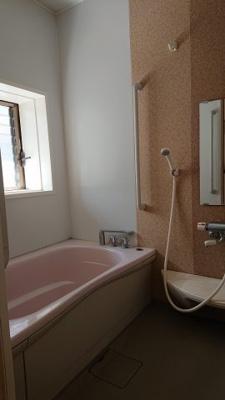 【浴室】新市町戸手550万円中古戸建