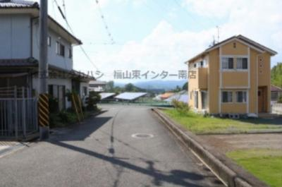 【前面道路含む現地写真】芦田町向陽台1,980万円中古戸建