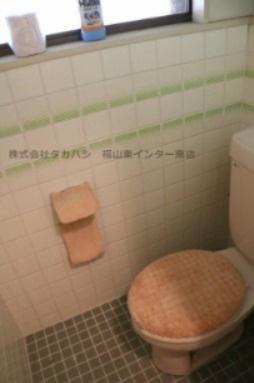 【トイレ】芦田町向陽台1,980万円中古戸建