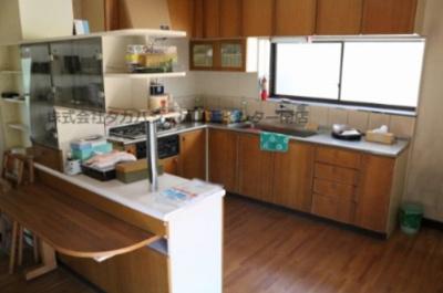 【キッチン】芦田町向陽台1,980万円中古戸建