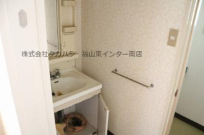 【洗面所】芦田町向陽台1,980万円中古戸建