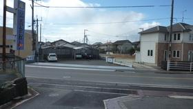【外観】神辺町平野980万円駐車場