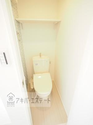 【トイレ】Fauna