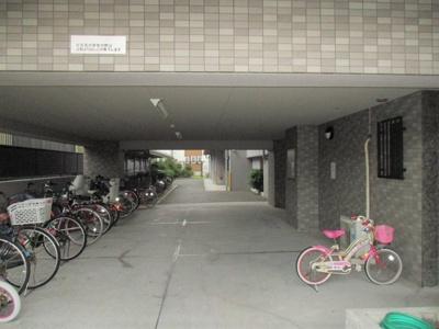 【駐車場】プレステージ鷹取駅南