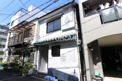 【外観】田中1丁目借家