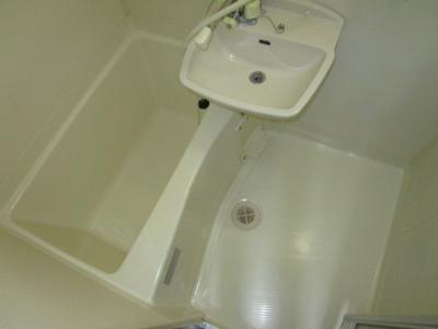 【浴室】マンションサンベル