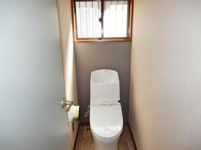 【トイレ】甲府市中小河原1丁目2号棟 中古住宅