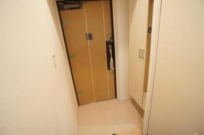 【玄関】スプランディッドⅡ