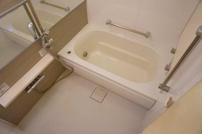 【浴室】パークタワー北浜