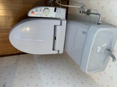 【トイレ】上杉住宅