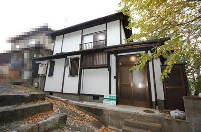 【外観】左京区吉田中大路町 平成25年リフォーム済