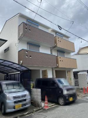 【外観】田中高原町 A号地 新築戸建 2020年9月築