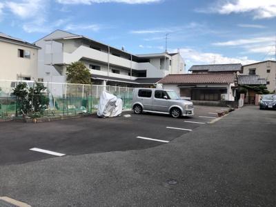 【外観】豊島北1丁目月極駐車場
