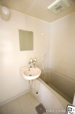 【浴室】ピース・クラージュA