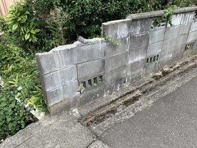 【外観】金沢市窪4丁目土地