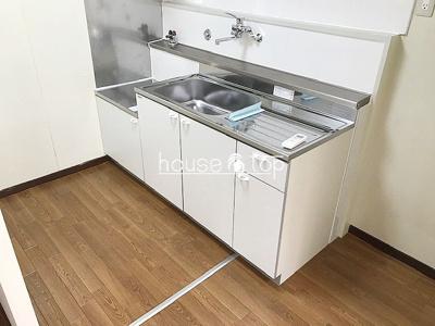 【キッチン】甲子園住宅