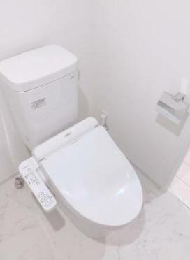 【トイレ】リヴシティ錦糸町5番館